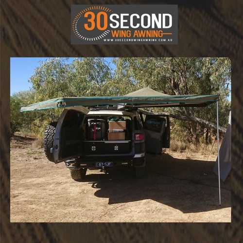 30 Second Wing Awning